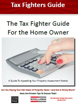 Free Property Tax Fighter Kit